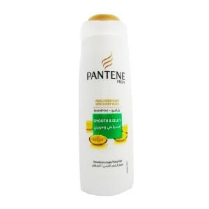 Pantene Smooth & Silky Shampoo 400 ml