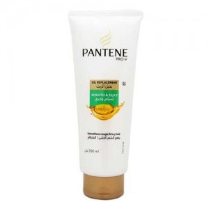 Pantene Oil Replacement Smooth & Silky 350 ml