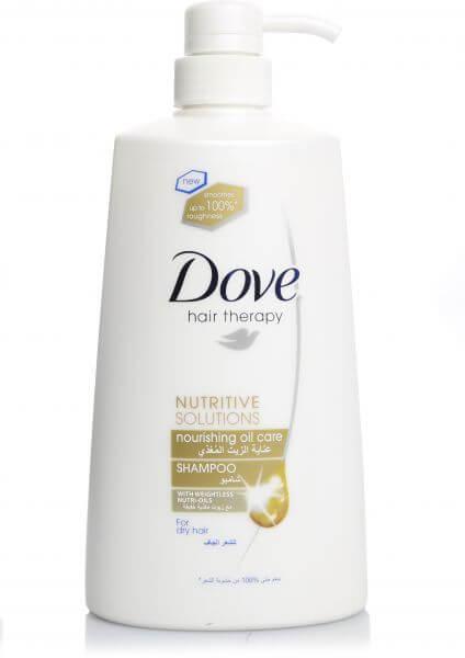 Dove Nutritive Solutions Nourishing Oil Care Shampoo 600 ml