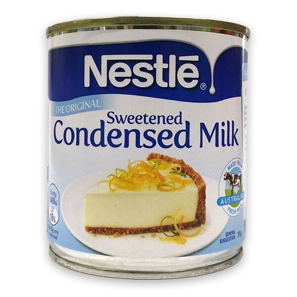 NESTLE CONDENSED SWEETENED MILK FAT FREE 405G