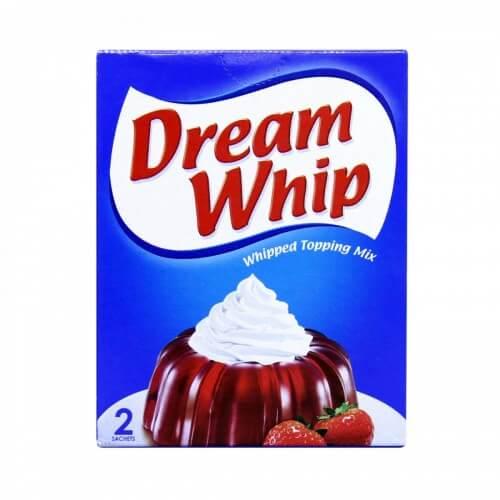 DREAM WHIP VANILLA 72G