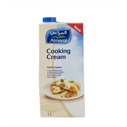 ALMARAI COOKING CREAM 1LIT