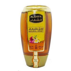 ALSHIFA HONEY NATURAL SQUEEZ 250 G