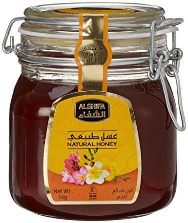 ALSHIFA NATURAL HONEY 1 KG