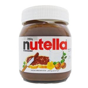 NUTELLA HAZELNUT SPREAD CHOCOLATE 350G