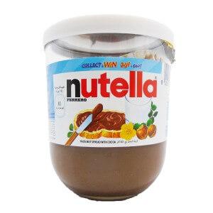 NUTELLA HAZELNUT SPREAD CHOCOLATE T200 200G