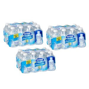 Nestle Pure Life Healthy Water 12*330 ml*3