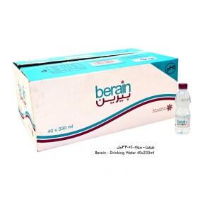 Berain Natural Water 40x330ml
