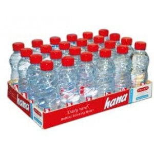 Hana Water 40x330ml