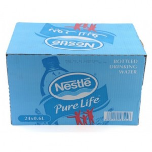 Nestle Pure Life Water 24x600ml