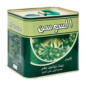 ALSAWSAN VIRGIN OLIVE OIL 2LTR