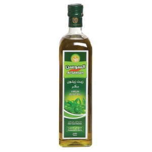 ALSAWSAN VIRGIN OLIVE OIL 750M
