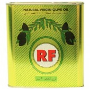 RF VIRGIN OLIVE OIL 2LTR