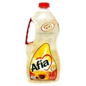 AFIA SUNFLOWER OIL 1.8 L