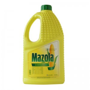 MAZOLA CORN COOKING OIL 1.8LIT
