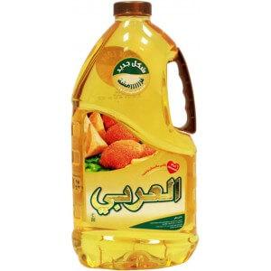 AL ARABI VEGETABLE COOKING OIL3.5 LIT