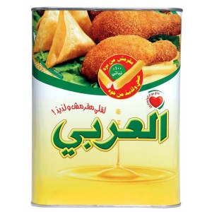 AL ARABI VEGETABLE OIL TIN PACK 1.8L