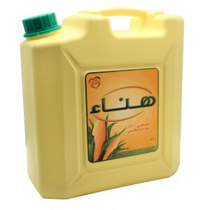 HANAA PURE CORN OIL 10 LIT
