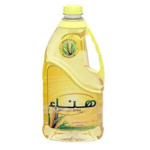 HANAA PURE CORN OIL 1.8 LIT