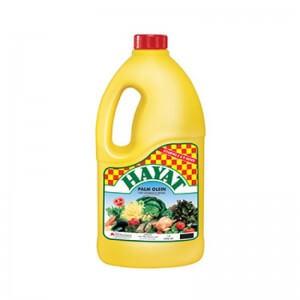 HAYAT VEGTABLE OIL PLASTC 1.8LIT