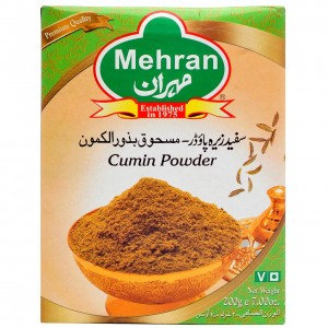 MEHRAN CUMMIN POWDER 100G