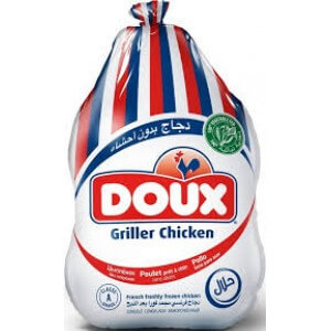 Doux Frozen Chicken 1000g