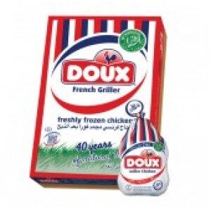 Doux Frozen Chicken 10x1100g
