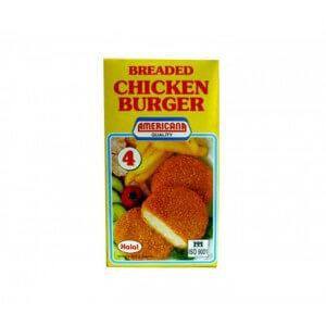 Americana 4 Chicken Burger