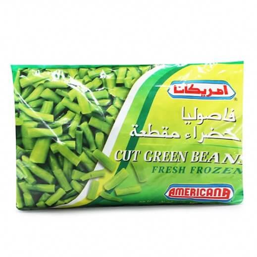 AMERICANA CUT GREEN BEANS 450 G