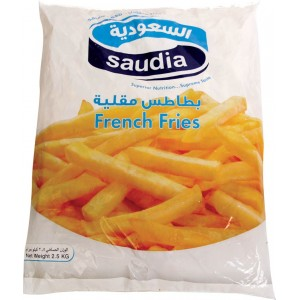 Saudia French Fries 1kg