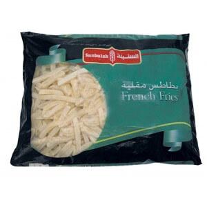 Sunbulah Thin French Fries 2.5g