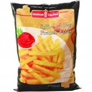 Sunbulah French Fries 1k