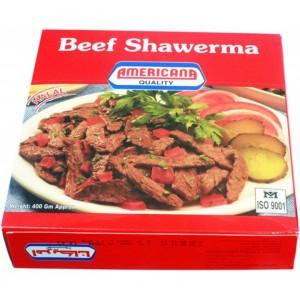 Americana Beef Shawerma 400 G