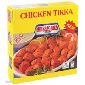 Americana Chicken Tikka 400 G