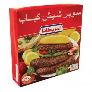 Americana Mutton Shesh Kabab 600 G
