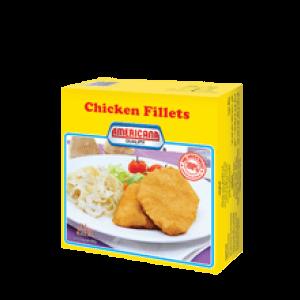 American Chicken Fillets 400 G