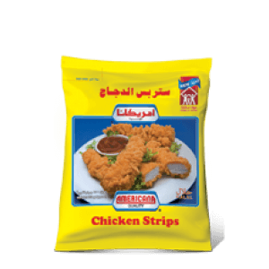 Americana Chicken Fries Hot And Spicy 400 g