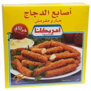 Americana Chicken Fries Spicy 400 g