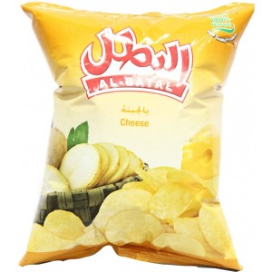 Albatal Chips Cheese 26 G