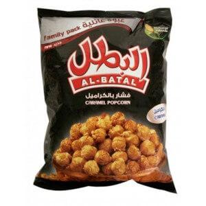 Albatal Popcorn Caramel 165g