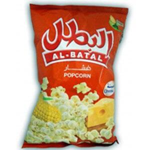 Albatal Popcorn Cheese 100 G