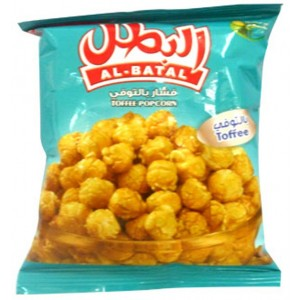 Albatal Popcorn Toffee 200 G