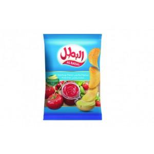 Albatal Chips Ketchup 130 G