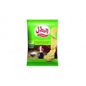 Albatal Chips Salt&Vinegar 135 g