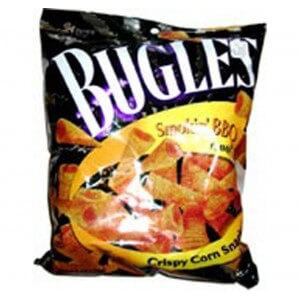 Buggles Snacks Bbq 18 G