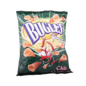 Bugles Corn Snack Chilli 125g