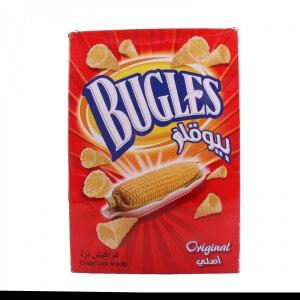 Bugles Crispy Corn Snacks 15X18g