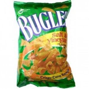 Bugles Salt & Vinegar 125g
