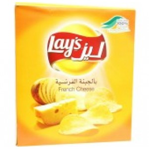Lays Chips French Cheese 12* 26G