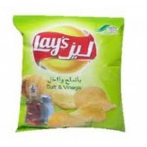 Lays Chips Salt&Vinegar 14 g